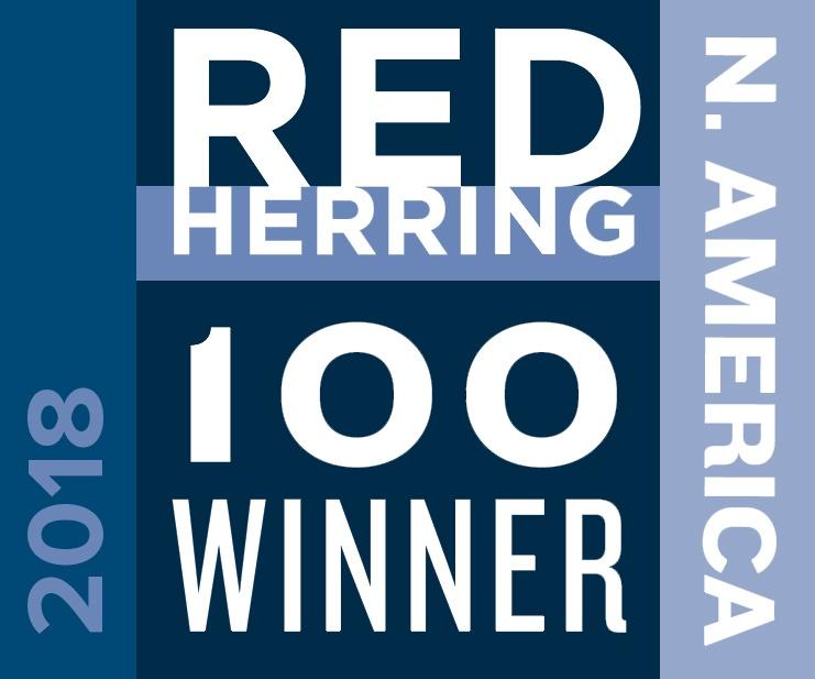 2018 Red Herring Award 100 Winner Image